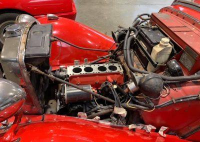 Réfection moteur d'une MG TD