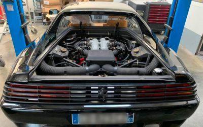 Grosse révision Ferrari 348